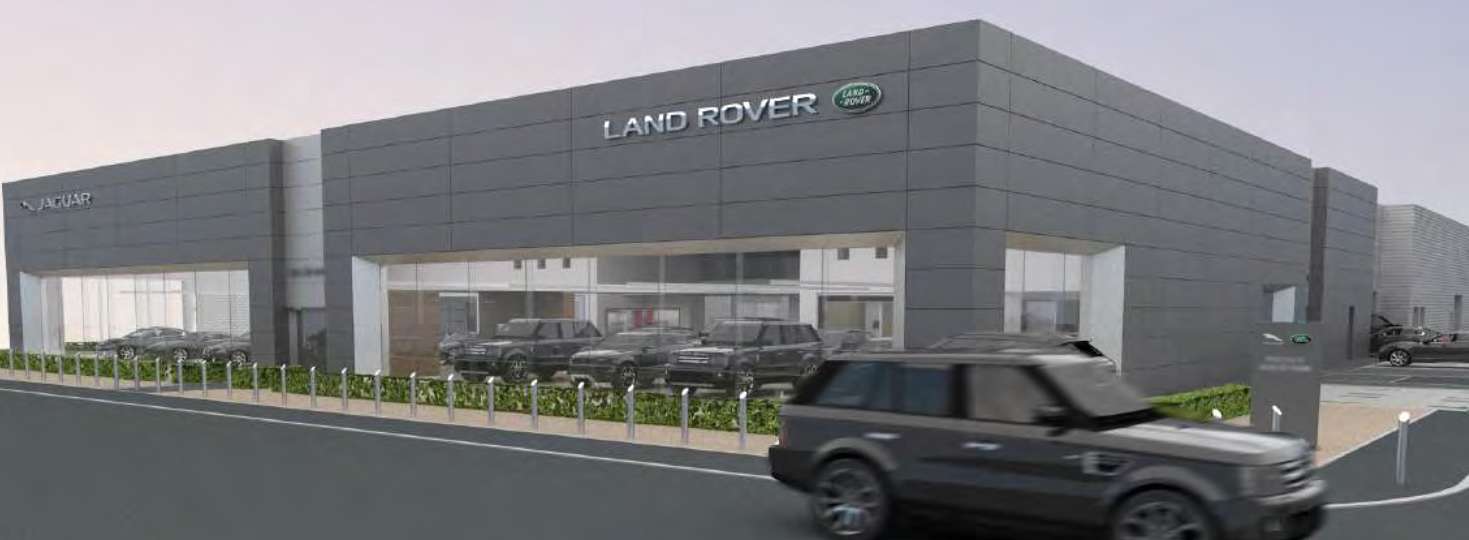 Jaguar Land Rover Retail Corporate Identity Manual R4 December 2017 Low Res1223